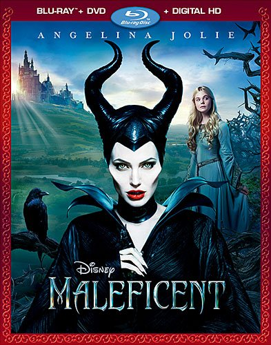 Disney's Maleficent Movie Review and Giveaway