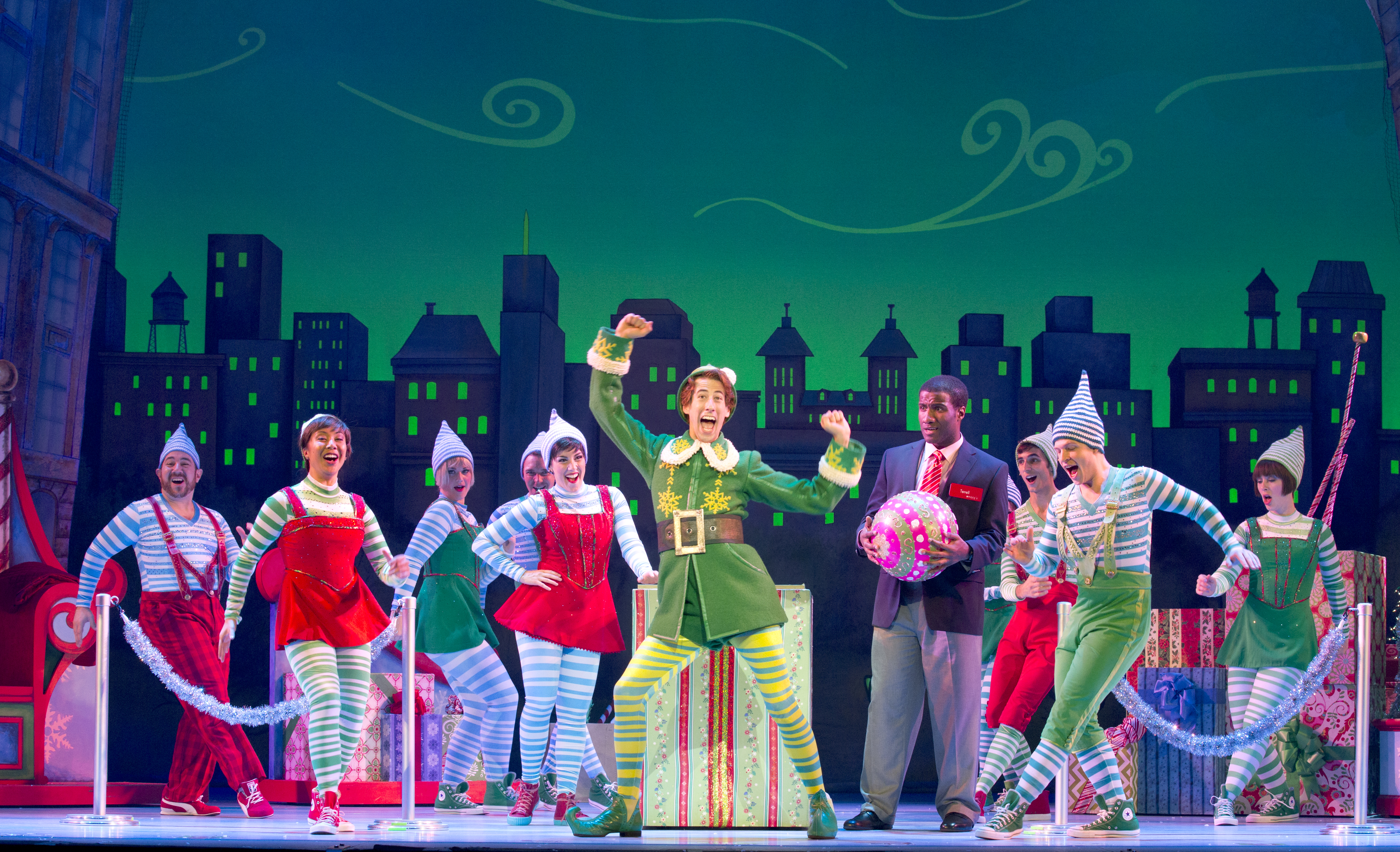 What's Hot in Southern California :: ELF THE MUSICAL