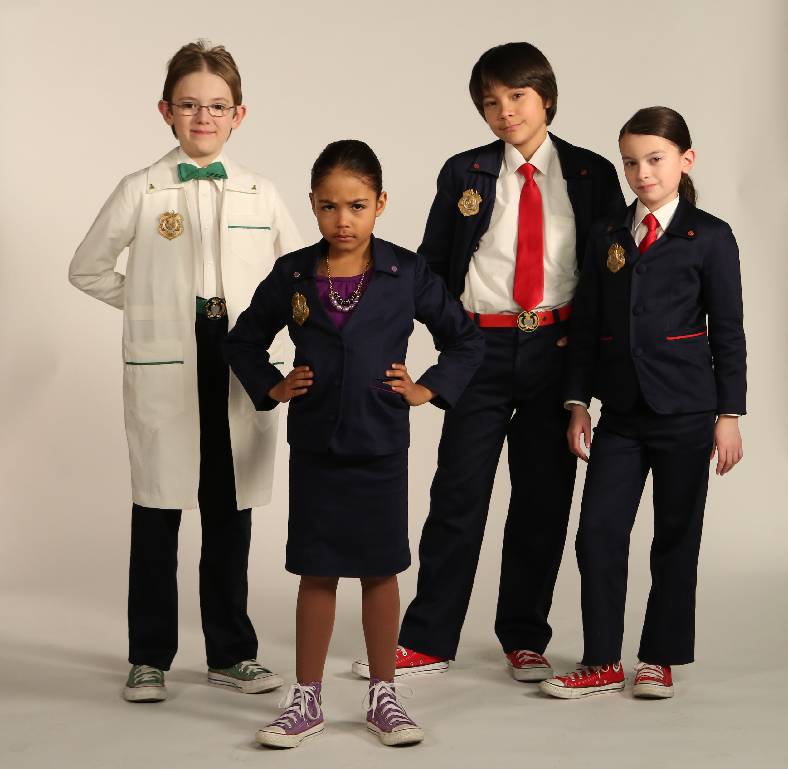New Live-Action Series Odd Squad Premieres 11/26 on PBS Kids