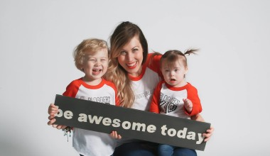 Inspirational Mom :: Tara McCallan of the Happy Soul Project