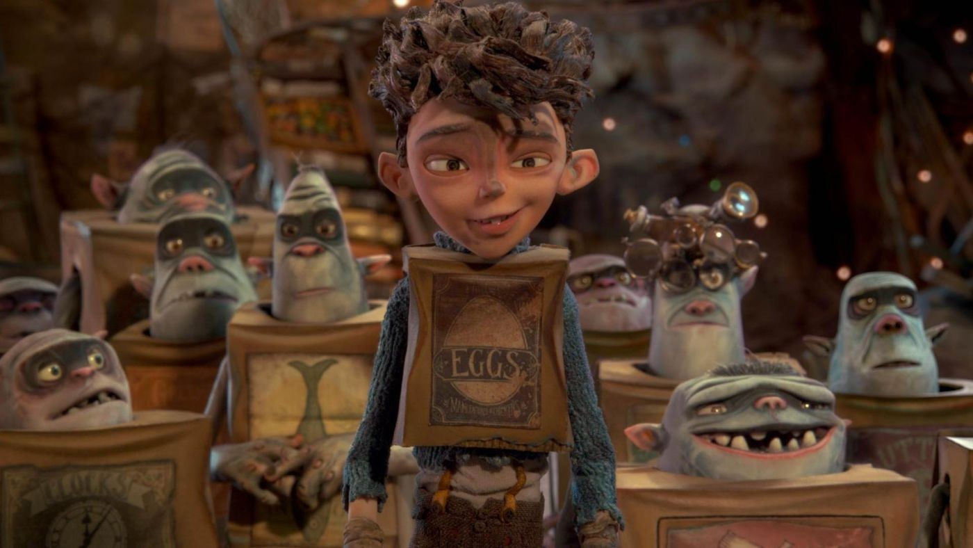 Latest & Greatest :: The Boxtrolls Review & Giveaway