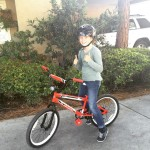 Heading off to her first BMX birthday party Kids dreamhellip