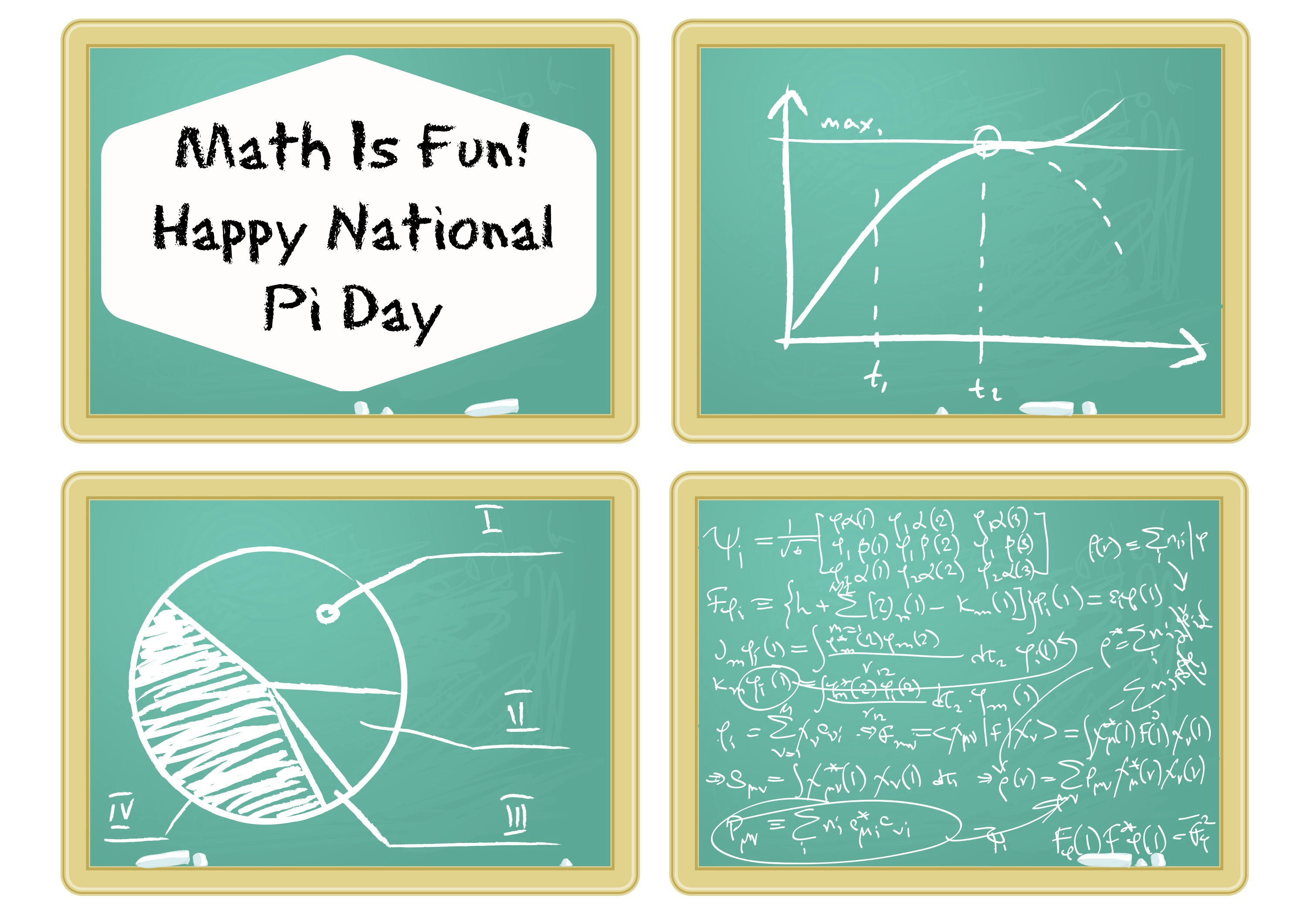 March 14 is National Pi Day! Ways to Have Fun With Math