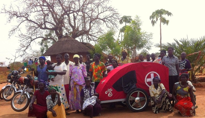PULSE :: Providing Village Ambulances to Remote Communities in Uganda