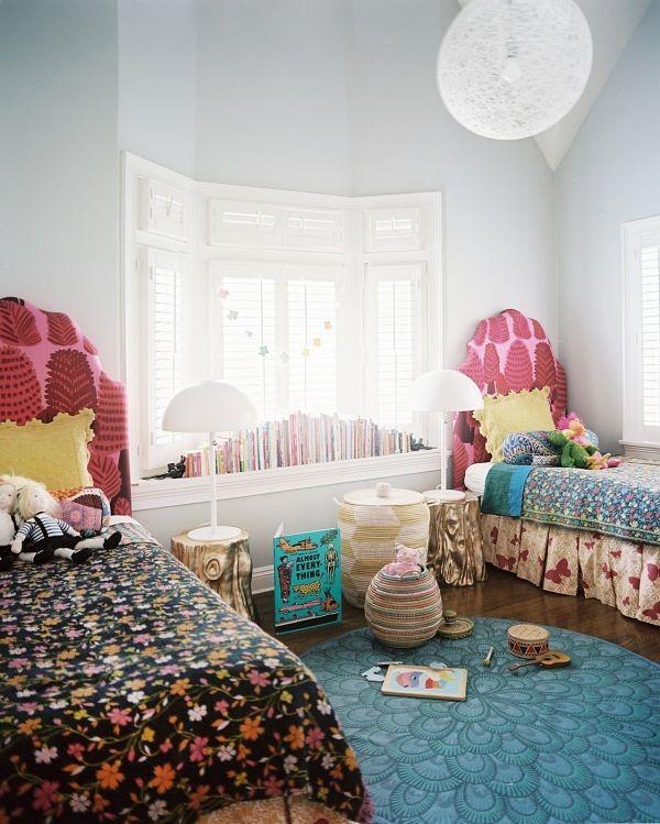 Bohemian Kids Room: Dwell :: Tween Bedroom Décor Ideas