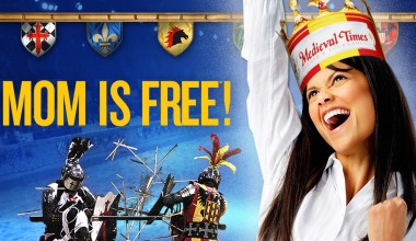 Mother's Day Special at Medieval Times in Buena Park