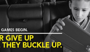 The Seat Belt Safety Campaign Aims to Keep our Tweens Safe