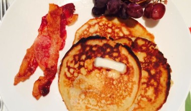 What's For Breakfast :: Buttermilk Pancakes