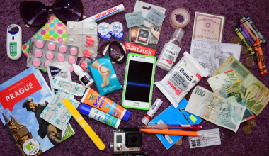 43 Useful Items to Carry While Traveling