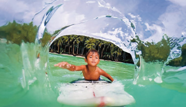 Create Lasting Memories with the GoPro HERO + LCD