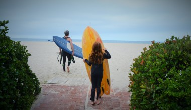 Summer Fun :: Learning How to Surf