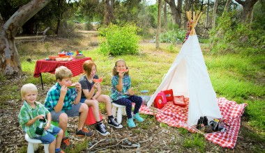 Summer Fun :: Nature Day Camp 101