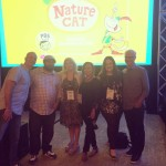 Excited to meet the creators behind pbskids Nature Cat! Thehellip