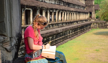 How a Travel Journal Became My Daughter's Greatest Treasure