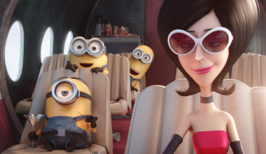 Minions :: A Movie Review, Giveaway and Party Ideas