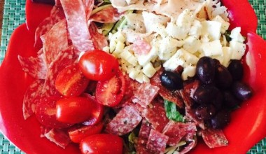 What's for Dinner :: Italian Chopped Salad