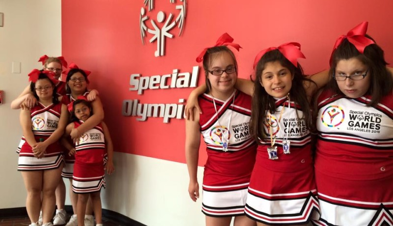 The Special Olympics World Games July 25-August 2
