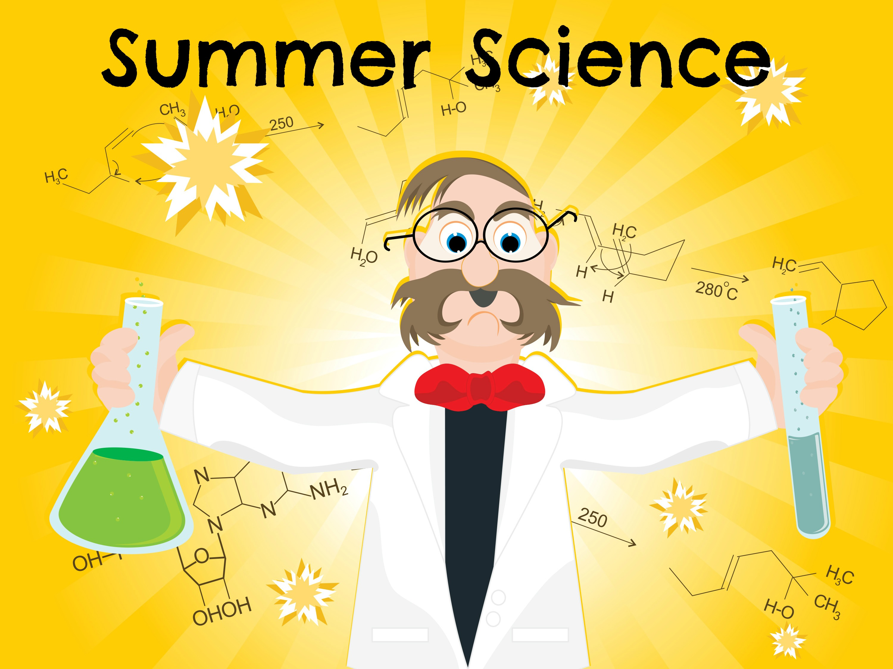 4 Summer Science Projects To Do With The Kids on Celery Crafts