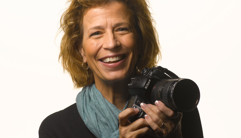 Interview with National Geographic Photographer Annie Griffiths