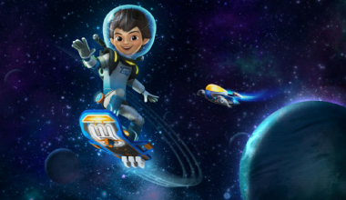 Disney Junior's Miles from Tomorrowland: Let's Rocket!