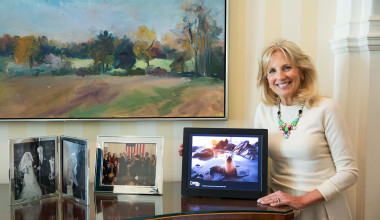 Interview with Second Lady Dr. Jill Biden: A Lifelong Educator