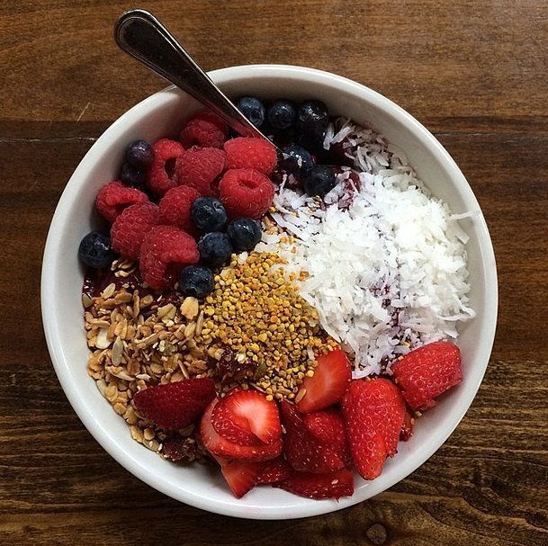Recipes.acai.Boost-weight-loss-topping-your-bowl-antioxidant-