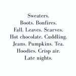 Yes all my favorite things about Fall! Are we forgettinghellip