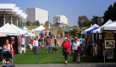What's Hot in Southern California :: Art in the Park on October 10th