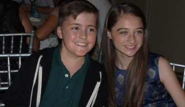 Interview with the Stars of Tomorrowland Raffey Cassidy and Thomas Robinson