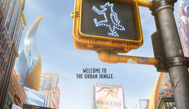 Disney's Zootopia – New Poster Now Available!