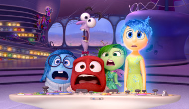 Inside Out Teaches Kids about Emotions : Review & Giveaway