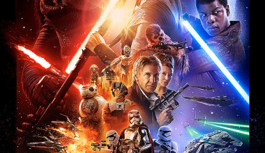New Poster and Trailer for Star Wars: The Force Awakens Fans!