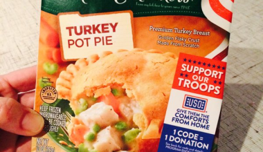 Marie Callender's Comforts From Home Project Aids our Troops