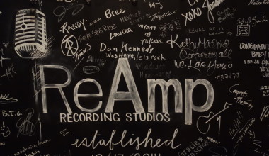 ReAmp Studios Mission: to educate youths and aspiring artists