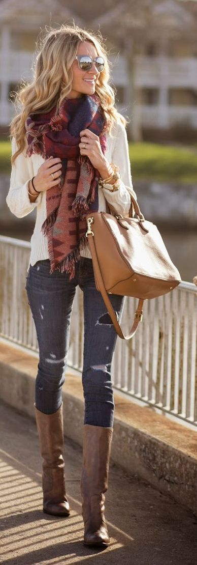 7 Comfy And Fashionable Fall Outfit Ideas