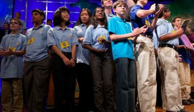 Enter Your School Into the National Geographic Bee