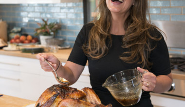 Thanksgiving Dishes from Vivian Howard's Kitchen