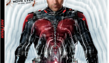Marvel's ANT-MAN Review & Giveaway