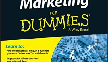 Book Review :: Influencer Marketing for Dummies
