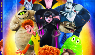 HOTEL TRANSYLVANIA 2 :: Review & Giveaway