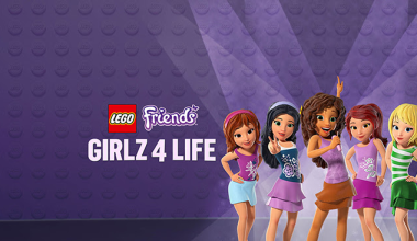 LEGO® FRIENDS: GIRLZ 4 LIFE Giveaway