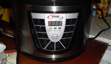 No Cooking Under Pressure with the Power Pressure Cooker XL