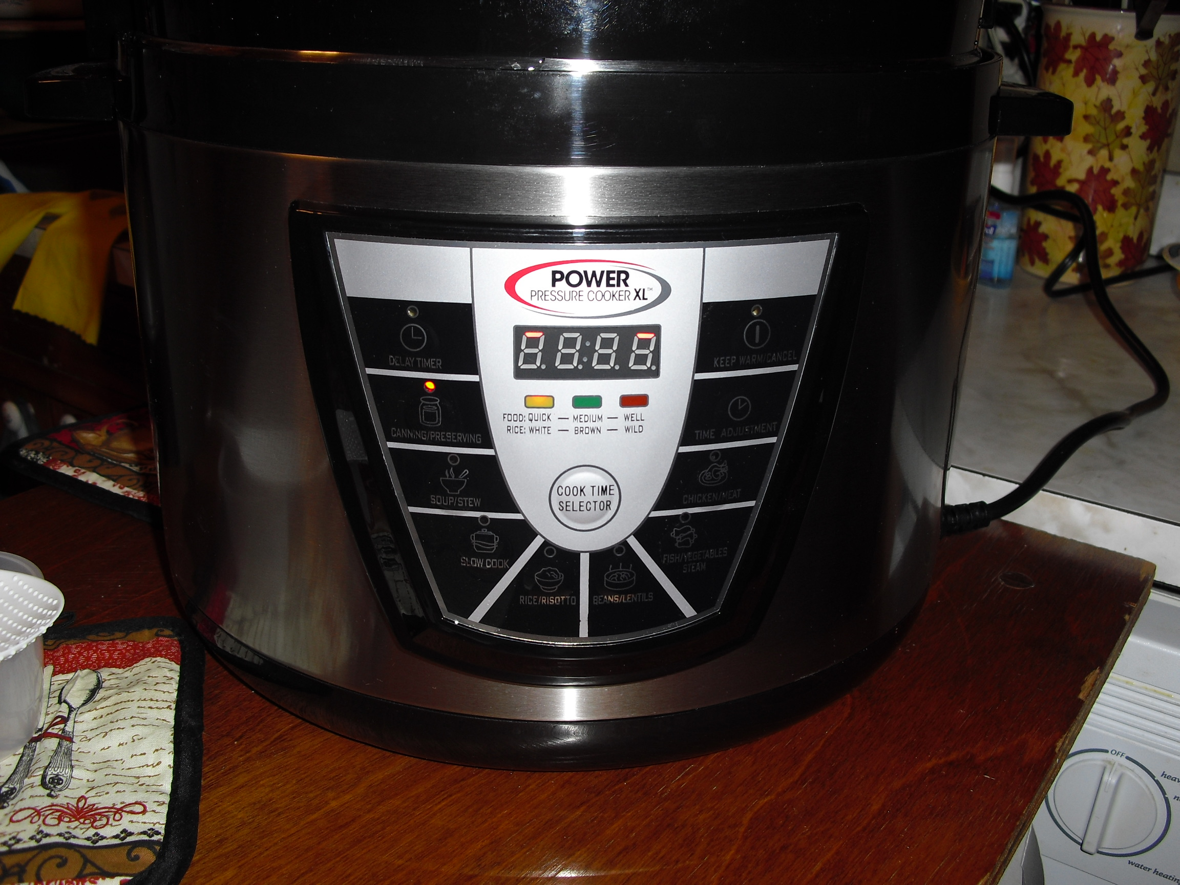 recipe: power pressure cooker xl slow cooker instructions [36]