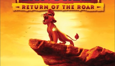 The Lion Guard: Return Of The Roar out on DVD 2/23