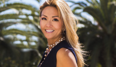 Inspirational Mom :: Helen Lao Baxter of Clear Path Solutions