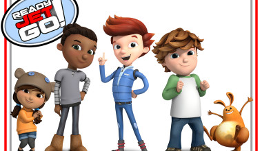 PBS Kids READY JET GO! Premieres February 15th