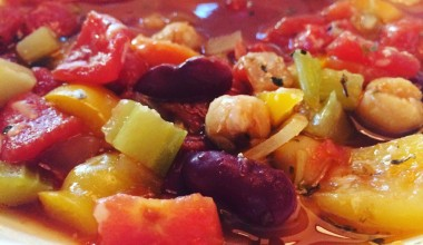 Recipe :: Tasty Vegetable Soup