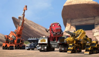 DINOTRUX SEASON 2 Out Now on Netflix!