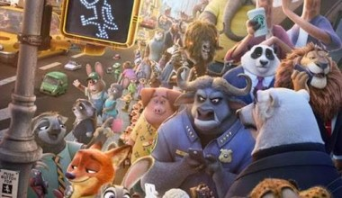 Walt Disney Animation Studios Zootopia Out in Theaters Now!