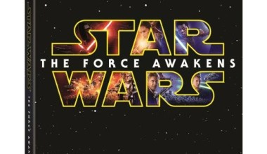 Star Wars: The Force Awakens Out on Blu-ray + DVD 4/5!